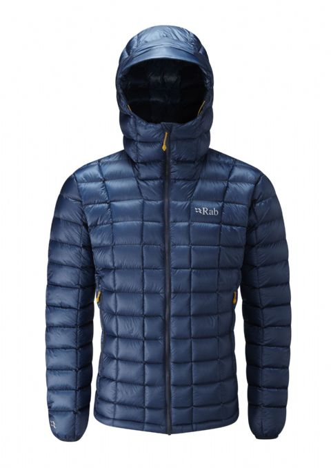Rab Mens Continuum Down Jacket - Super Lightweight and Packable